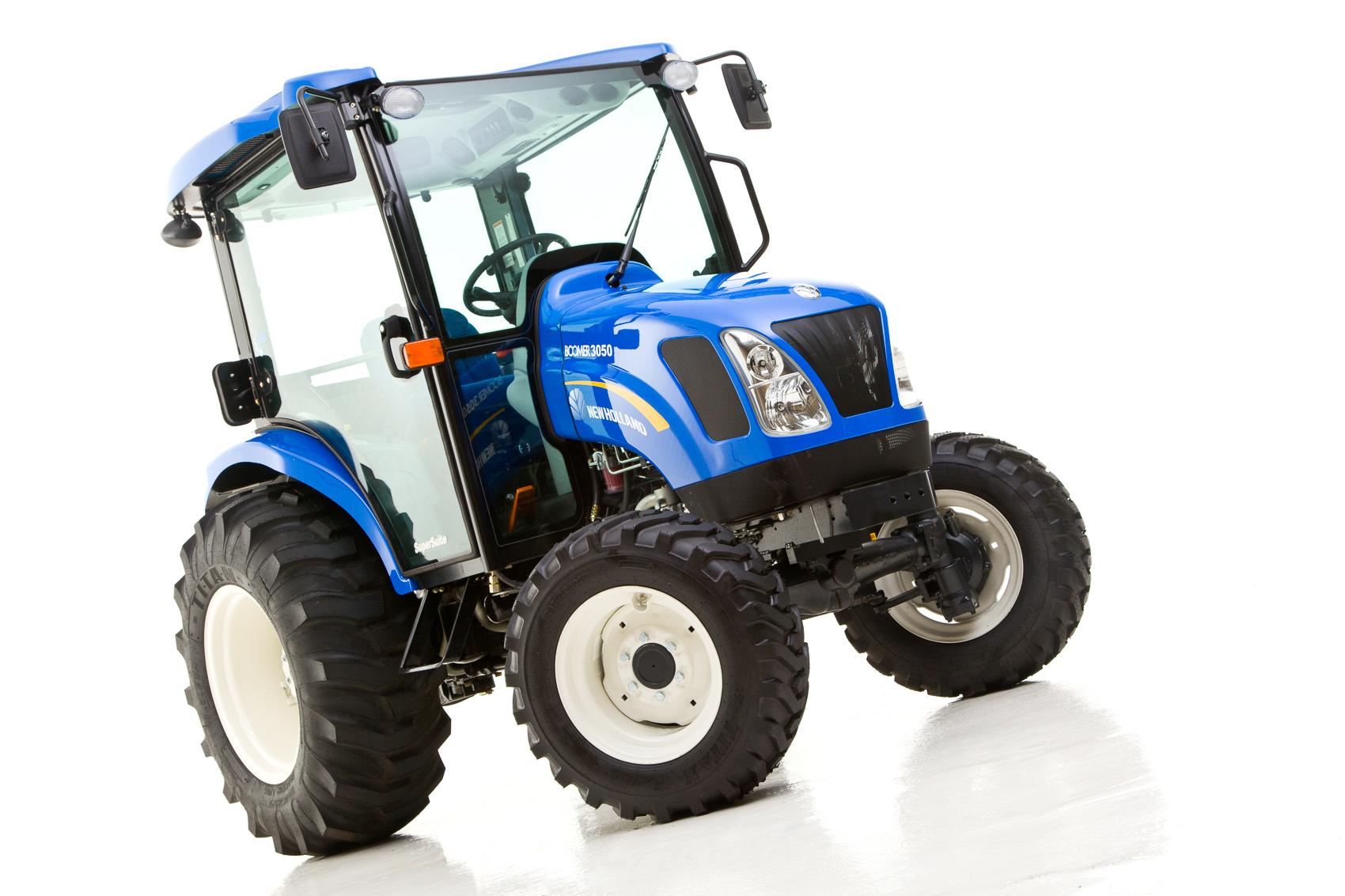 New Holland Boomer 3050 CVT Super Suite Tractor | J. Eldon Zimmerman Photography | Lancaster, PA Agriculture Photographer