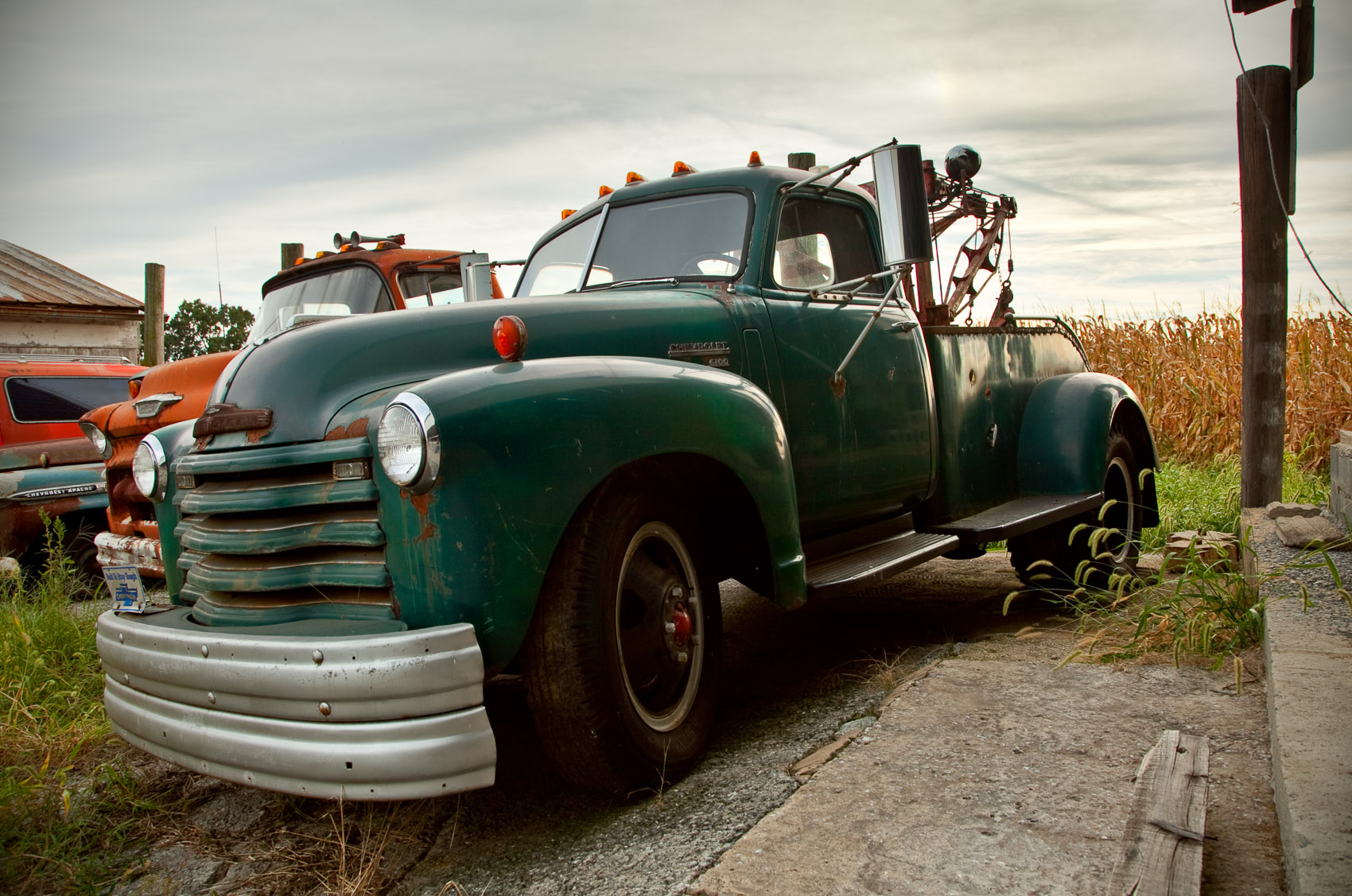 1950 Tow Truck >> Early 1950's Chevrolet 6100 Tow Truck | J. Eldon Zimmerman Photography | Lancaster, PA ...