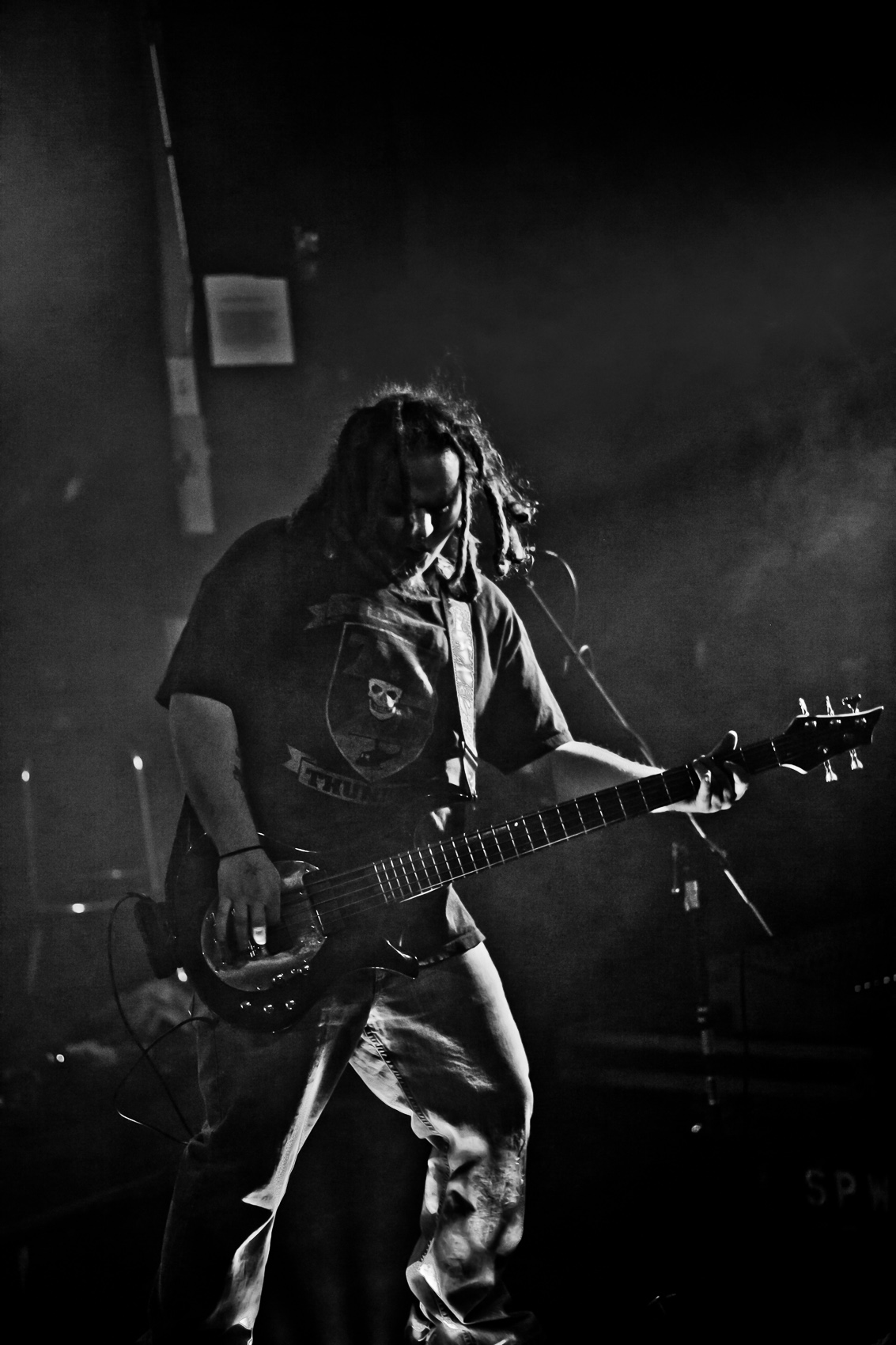 Live Concert Photograph of Throdl at The Silo Nightclub in Bernville, PA | J. Eldon Zimmerman Photography | Lancaster, PA Music Industry Photographer