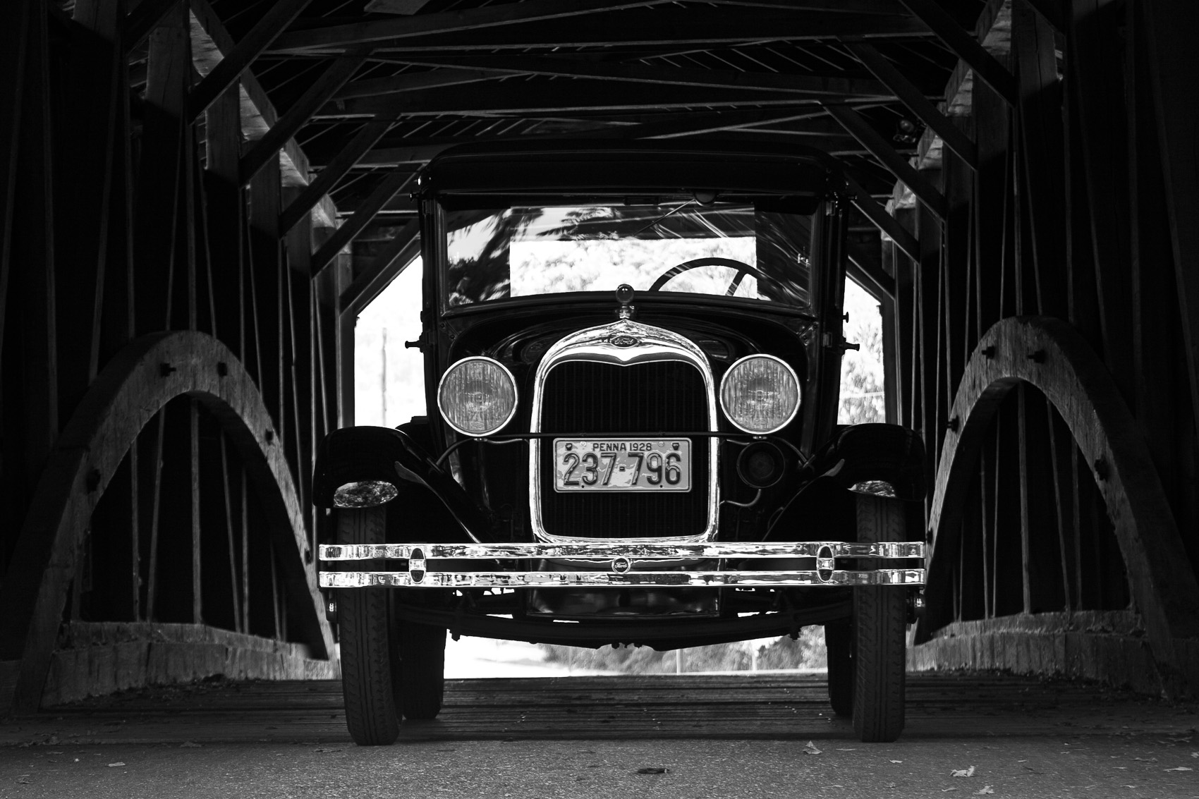 1928 Ford Model A | J. Eldon Zimmerman Photography | Lancaster, PA Commercial Photographer