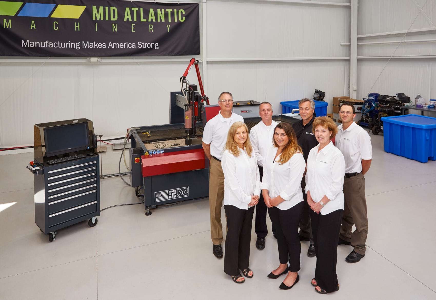 Mid Atlantic Machinery